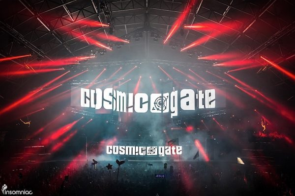 Cosmic Gate Castle Club Grey goose