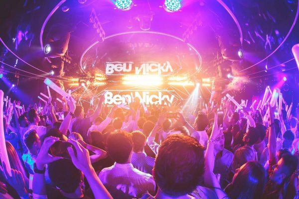 Ben Nicky The Castle Club Cyprus