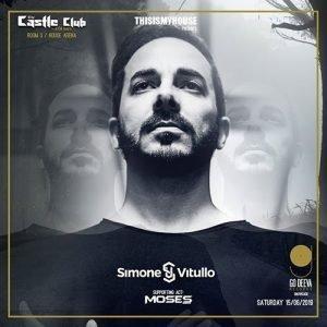 Thisismyhouse pres. Go Deeva Showcase! Simone Vitullo The Castle Club Saturday 15th June