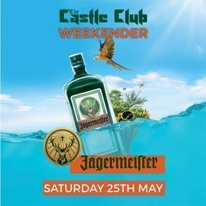 The Castle Club Ayia Napa Jagermeister party cyprus may 2019