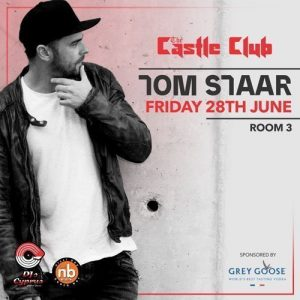 Tom staar the castle club ayia napa 2019