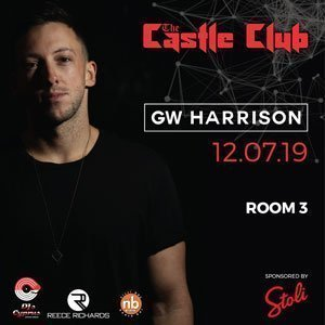 GW Harrison Ayia Napa Castle Club Friday 12th July 2019 Tickets