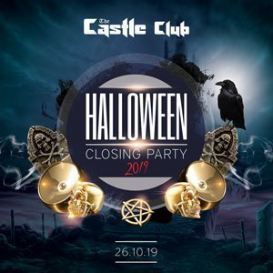 Castle Club Halloween Party 2019 Ayia Napa